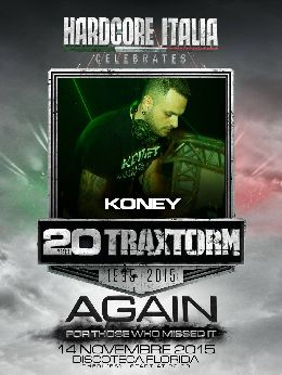 KONEY - Hardcore Italia 2015