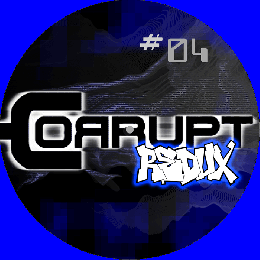 Corrupt Redux 4 Sticker